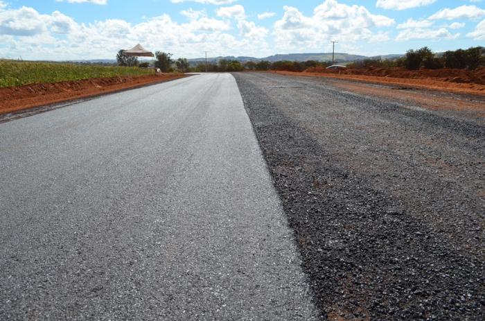 Resultado de imagem para pavimentação da estrada vicinal